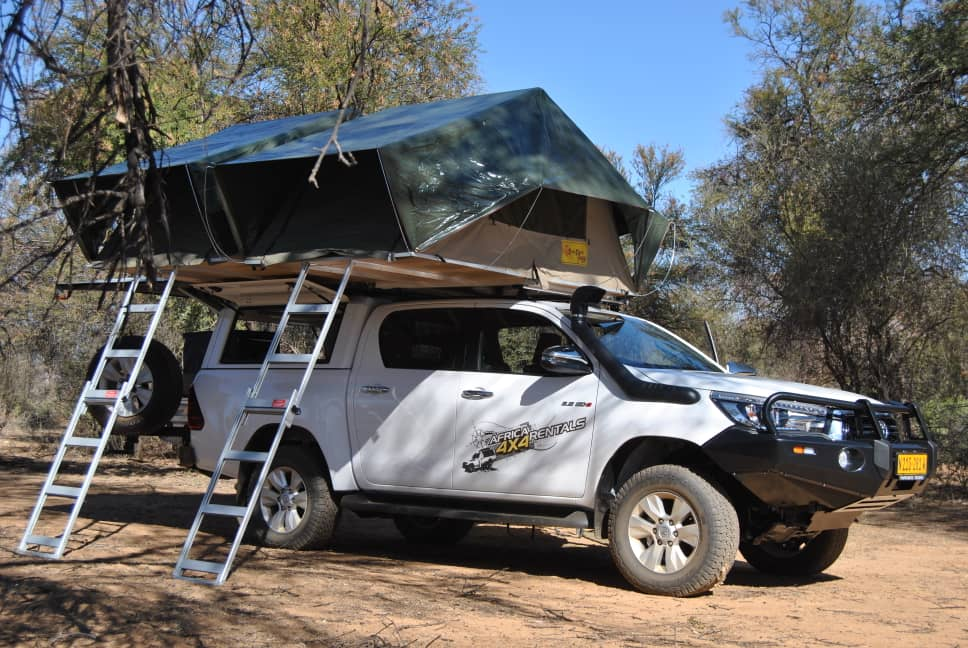 Namibia 4X4 Rentals - For Great Namibian Car Hire and 4x4